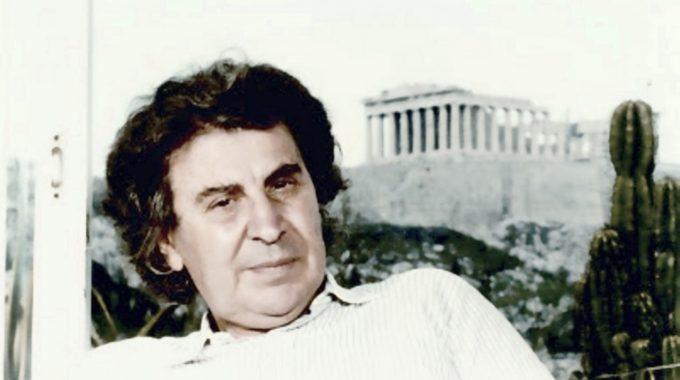 Αναγόρευση του Μίκη Θεοδωράκη σε επίτιμο Διδάκτορα του Πανεπιστημίου Αθηνών