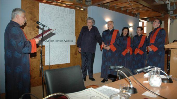 Μίκης Θεοδωράκης: Το συν- του συνάδειν