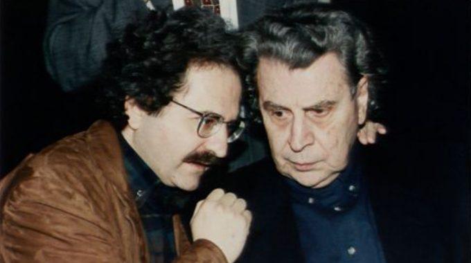 Μίμης Ανδρουλάκης «Σαλός Θεού. Ο μυστικός Μίκης»