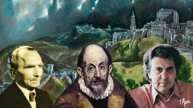 Συνάντηση στο Τολέδο: Μίκης Θεοδωράκης – Νίκος Καζαντζάκης – Ελ Γκρέκο