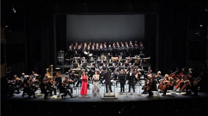 Συναυλία αφιέρωμα στον Μίκη Θεοδωράκη από την Εθνική Λυρική Σκηνή στο Θέατρο Ολύμπια
