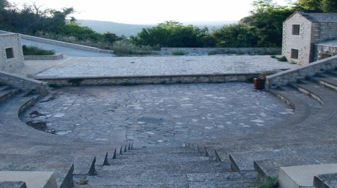 Το θέατρο των Ορέων – Θέατρο Μίκης Θεοδωράκης
