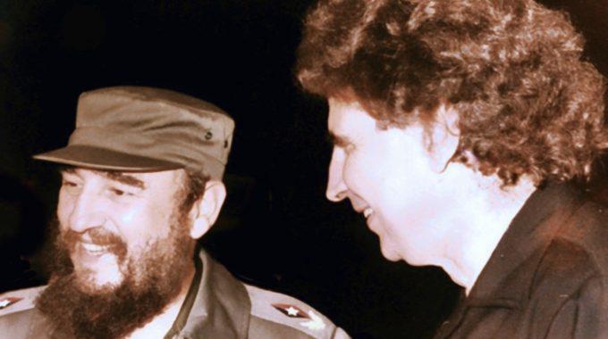 Οι καλύτεροι φίλοι: Φιντέλ Κάστρο – Μίκης Θεοδωράκης