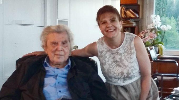 Για τα 95α γενέθλια του Μίκη Θεοδωράκη