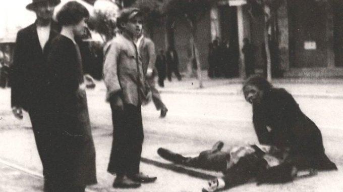 Το χρονικό της επανάστασης του «Επιταφίου»