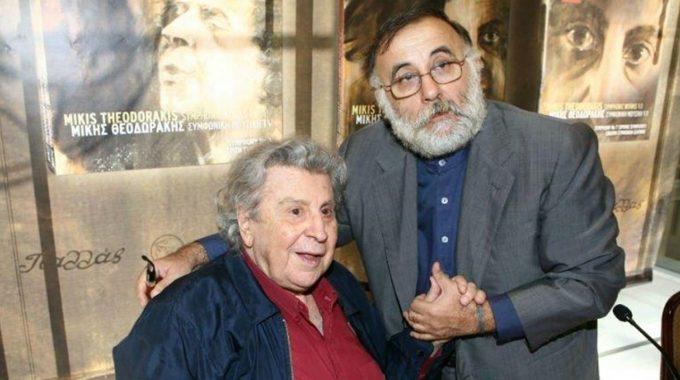Θάνος Μικρούτσικος: Χωρίς τον Μίκη Θεοδωράκη η ελληνική μουσική θα ήταν άλλη