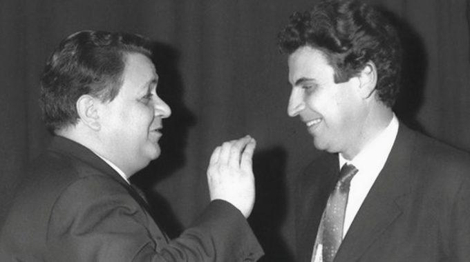 Λουδοβίκος των Ανωγείων: Θυμούμαι το Μάνο Χατζιδάκι, ένα βράδυ να λέει για το Μίκη