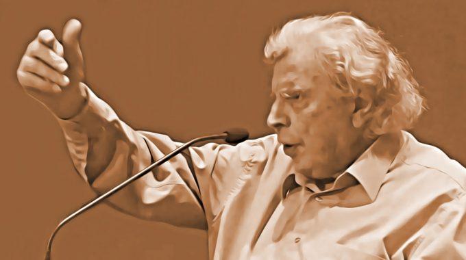 Μίκης Θεοδωράκης: Για τον Μαρξ, τον μαρξισμό και την Αριστερά