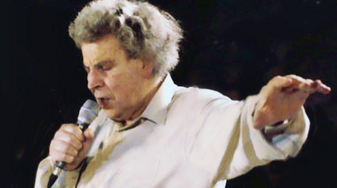Μίκης Θεοδωράκης… η μουσική είναι Λυρισμός